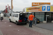 Quick Parking (Winnaar Beste Shuttle Service 2017)