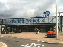 Parkeren Schiphol P3